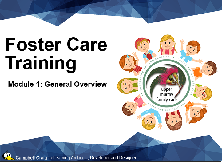Upper Murray Family Care Training